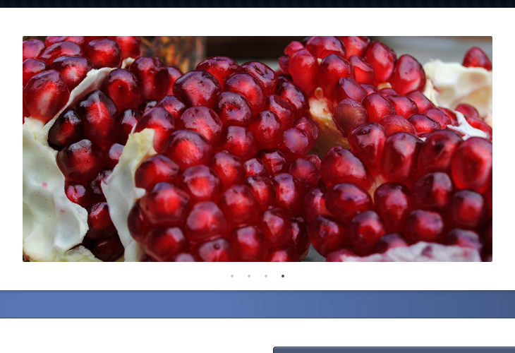 Blueberry – Simple, fluid and responsive jquery image slider