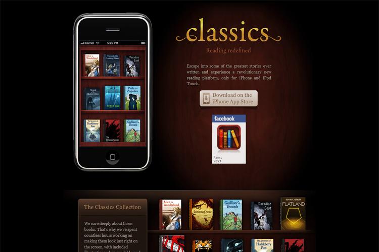 Classics-app