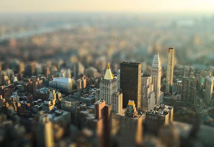 Create Tilt-Shift Effect In Photoshop