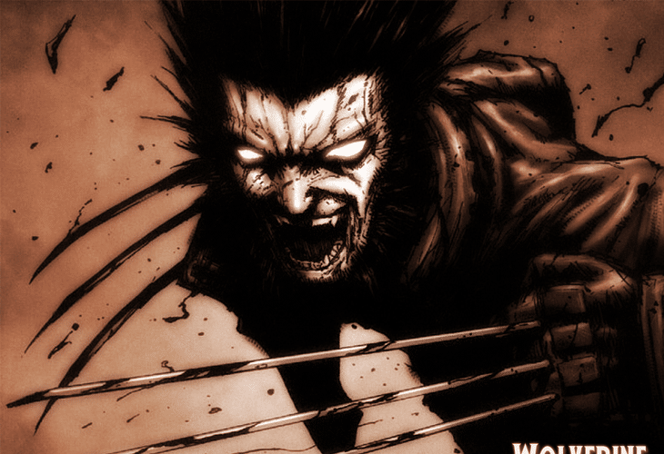 Dark Wolverine Wallpaper