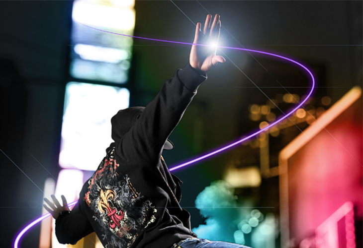 Dazzling-Dance-Photo-Manipulation