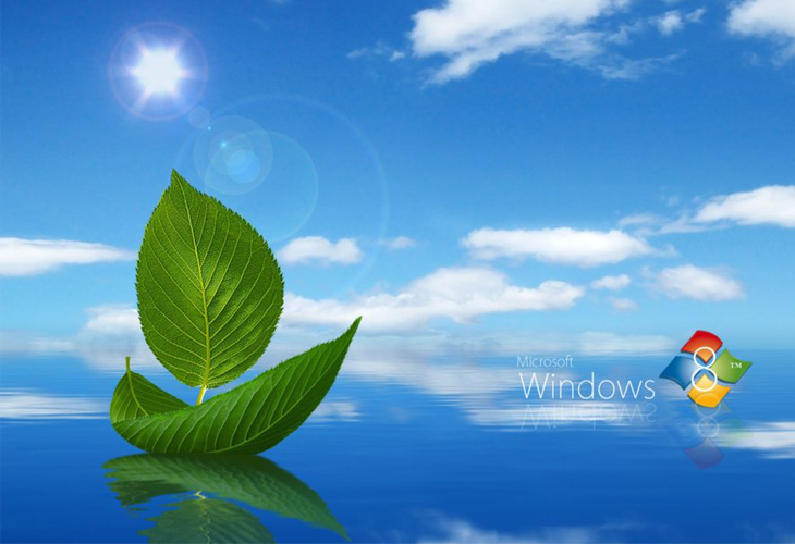 FRESH WATER WALLPAPER