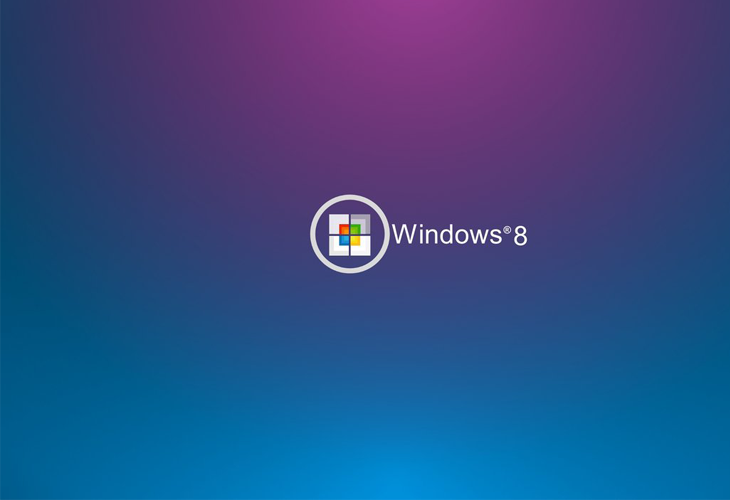 Genuine MS windows8 wallpaper