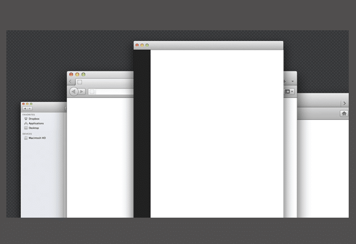 Transparent Window PSD's