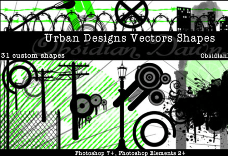 Urban Designs Custom Shapes
