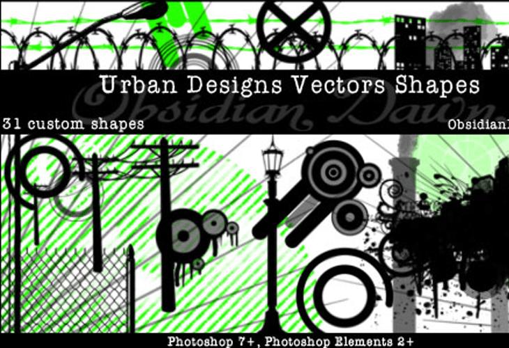 Urban Designs Custom Shapes