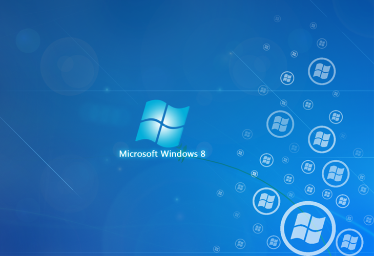 Windows 8 Metro Bubles