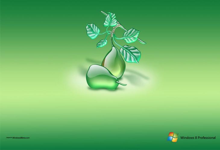 Windows 8 Professional Wallpapper