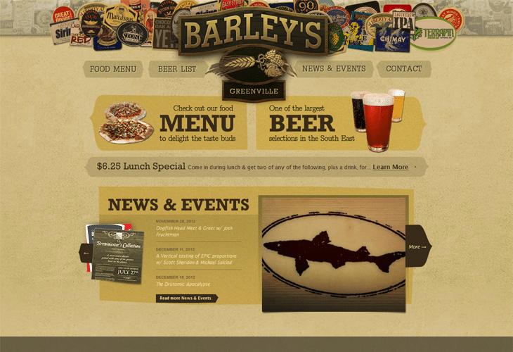 barleys gville