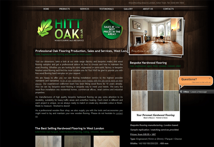 hitt oak