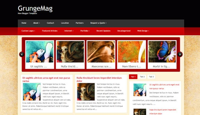 20-Best-Free-Magazine-Style-Blogger-Templates