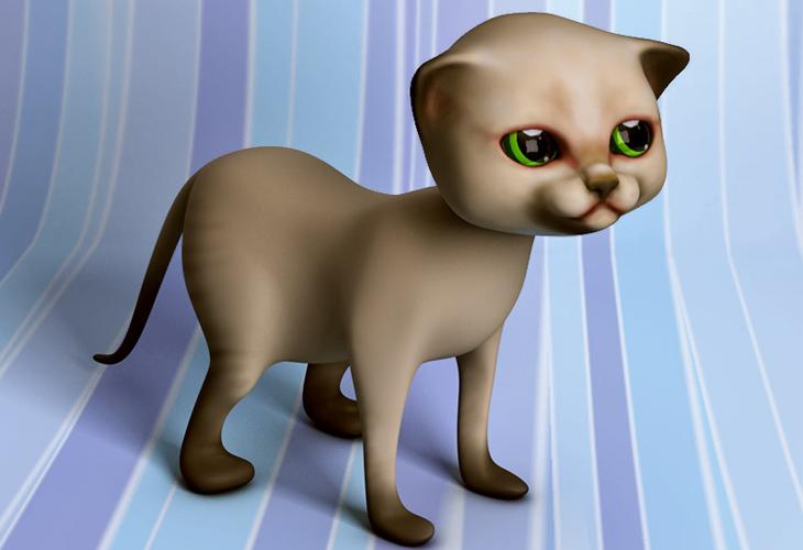 3D NalaSimba - cssauthor.com