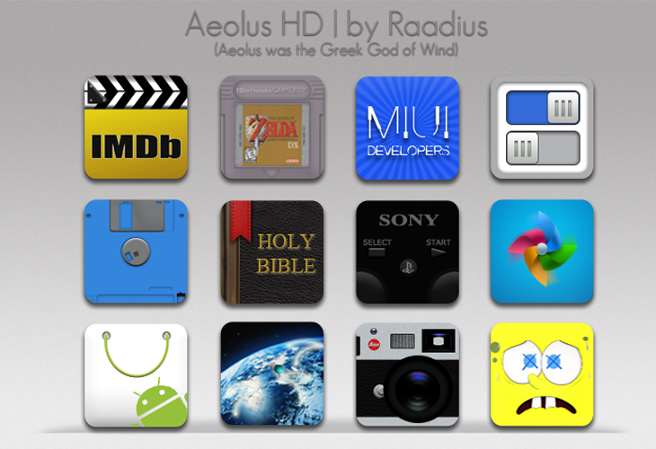 Aeolus HD - Extension Pack