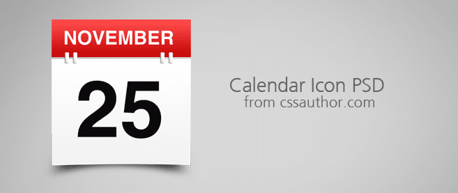Jquery Calendar Icon Download Calendar Icon Psd