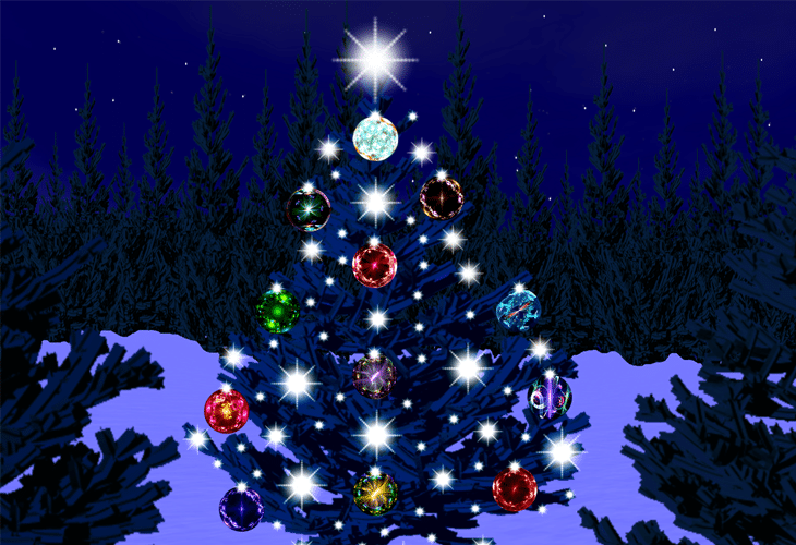 Christmas Tree II