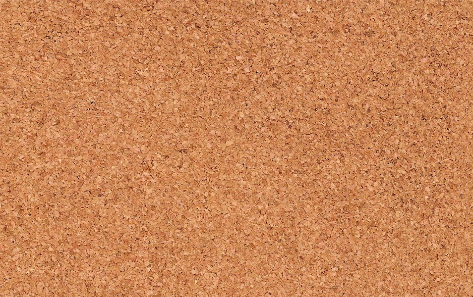 Corkboard Wood Cork Composite
