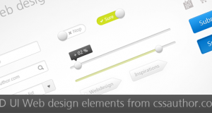 Download Free UI Web Design Elements PSD – Freebie No: 17