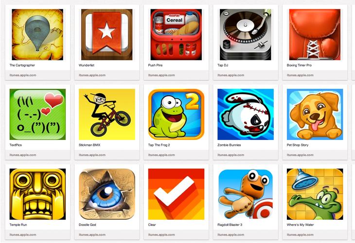 Killer App Icons