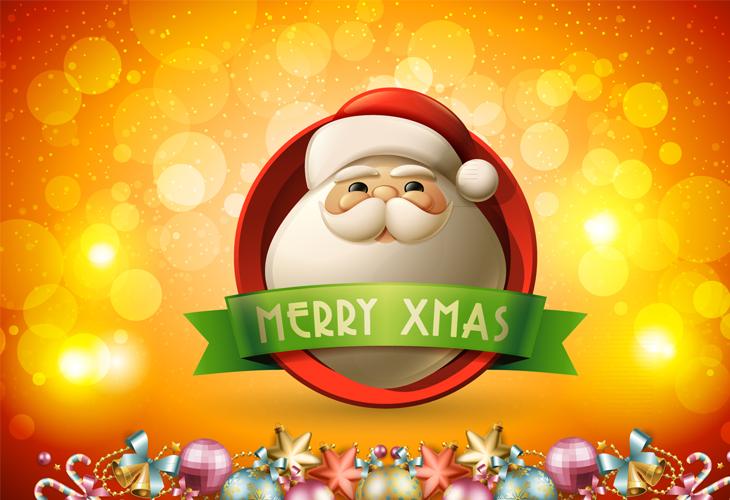 Santa-and-Xmas