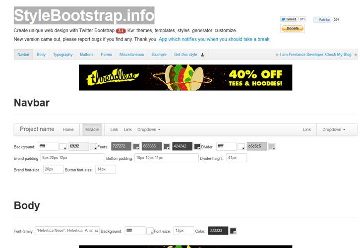 StyleBootstrap.info