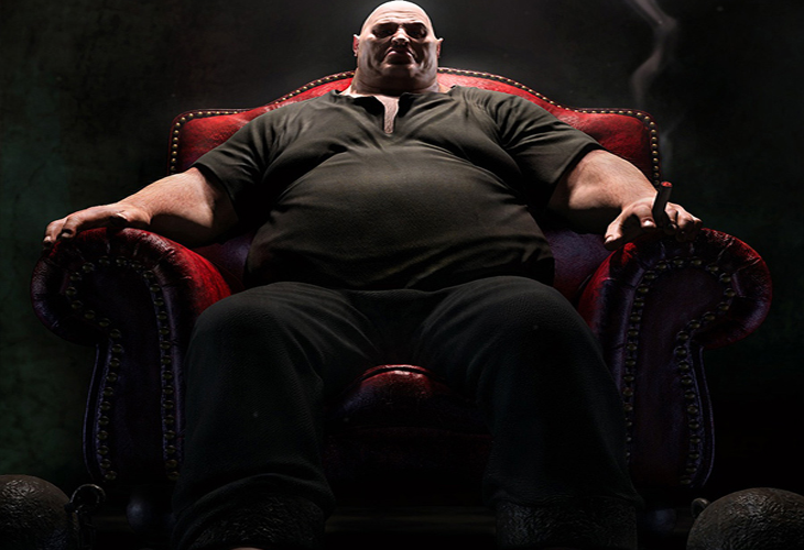 The Fat Guy 3d Character - cssauthor.com
