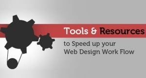 Tools and Resources to Speed up your Web Design Workflow
