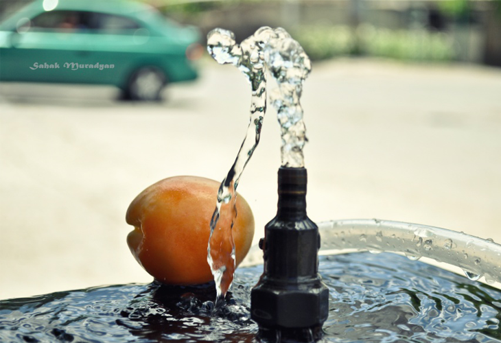 Water Like A Man wallpaper - cssauthor.com