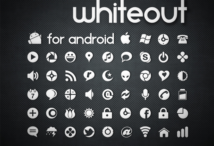 Whiteout for Android