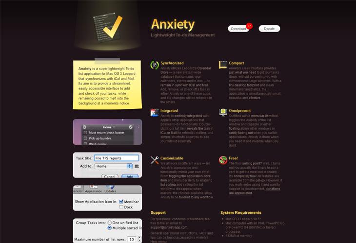 anxiety-app