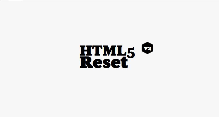 html5reset