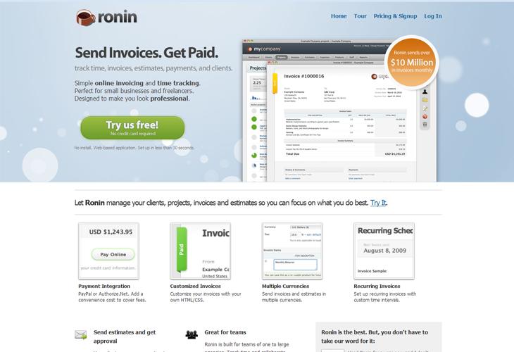 ronin app