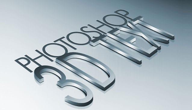 20-Best-3D-Text-Effect-Photoshop-Tutorials