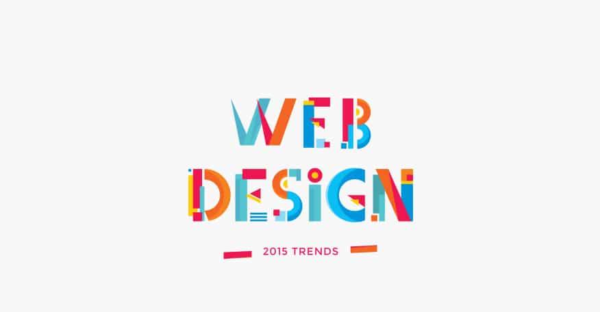 2015 Web Design Trends