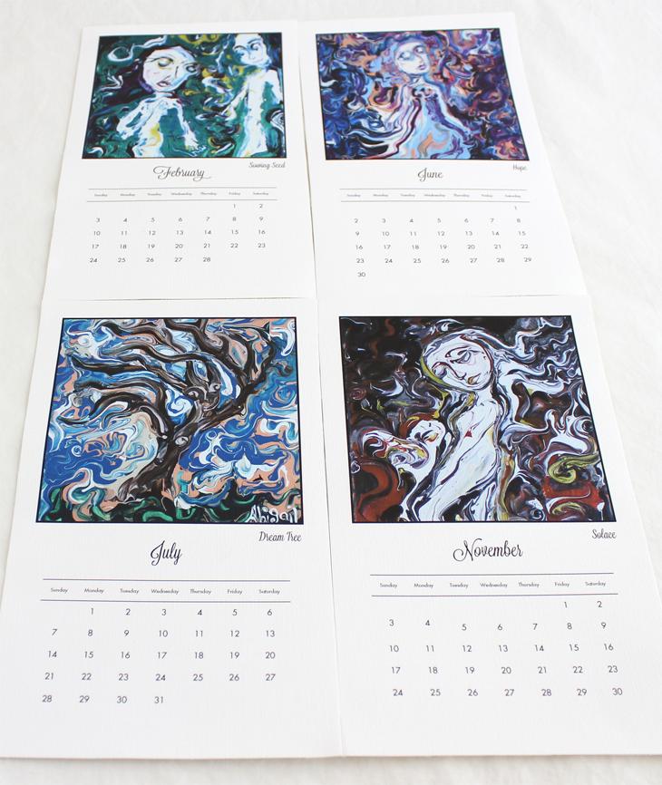 Art Calendar - 2013