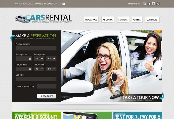 Cars-Rental