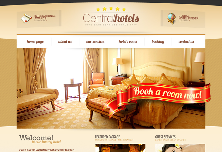 Central-Hotels