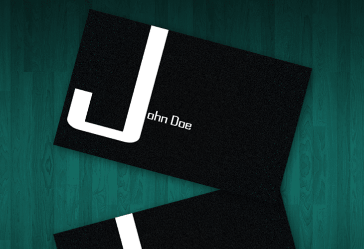 Dark-Business-Card-Template