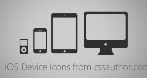Excellent iOS Devices Icons PSD for Free Download – Freebie No: 30