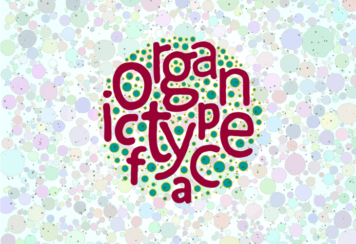 FF Duper - Organic Typeface