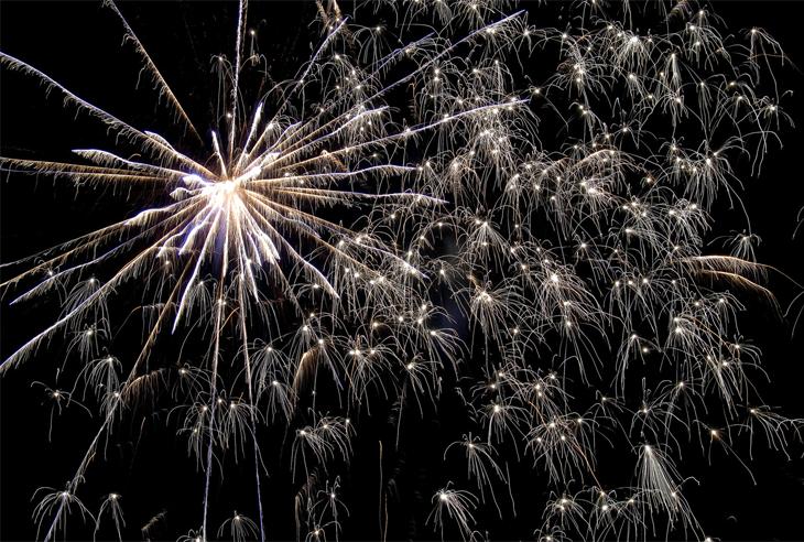 Fireworks 7-4-2010 No.8 STOCK