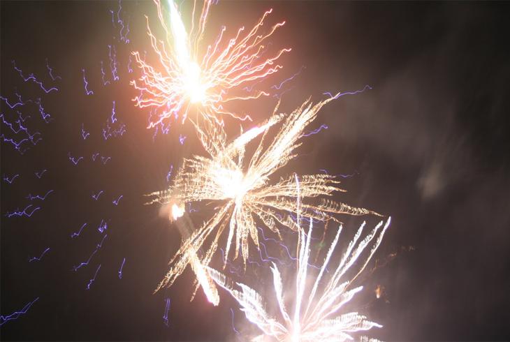 Fireworks LXXXI