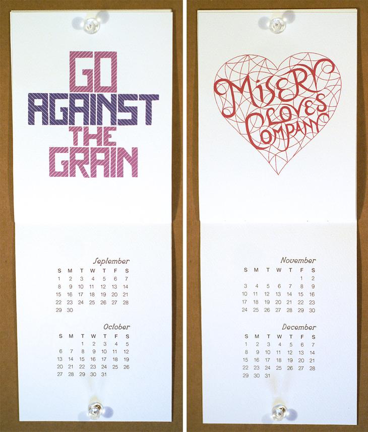 Idiom 2013 Calendar