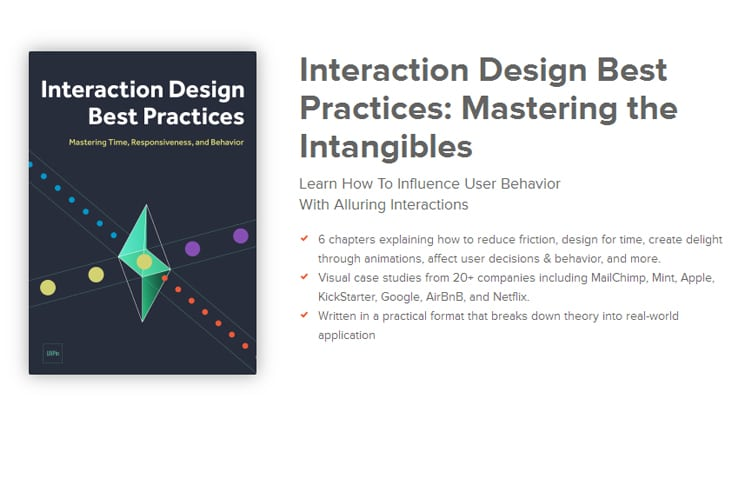 Interaction Design Best Practices