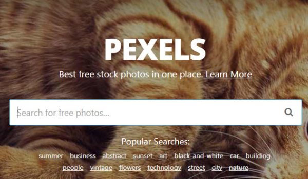 Latest Free Image Resources Websites For Designers