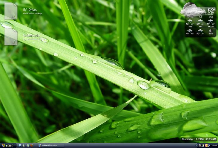 M'Boring Desktop GUI Kit