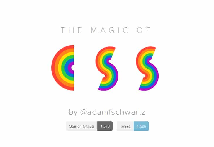 Magic of CSS