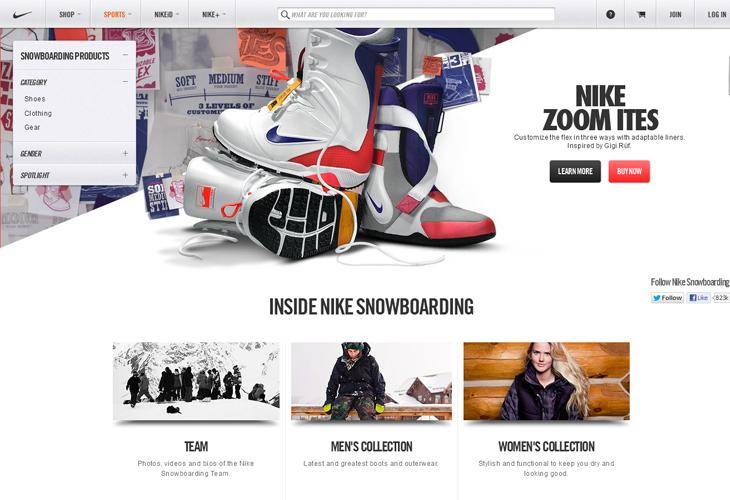 Nike-Snowboarding