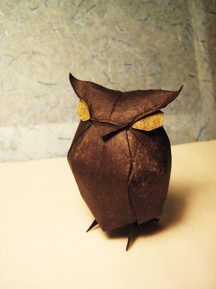 40 Beautiful Examples of Origami Artworks - photo#45