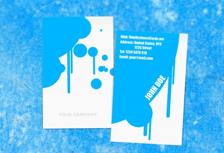 Painter-Business-Card