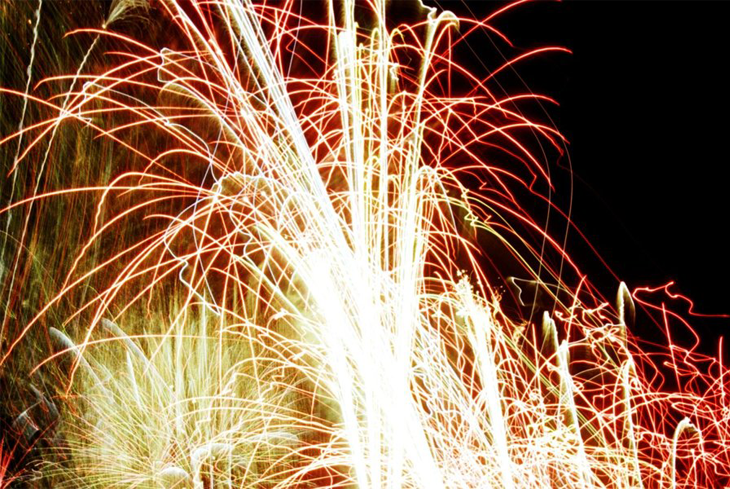 Photography of Fireworks 2